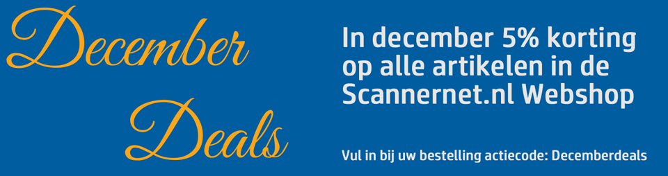 December Deals Scannernet 2020