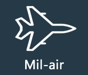 Live scanner stream mil-air